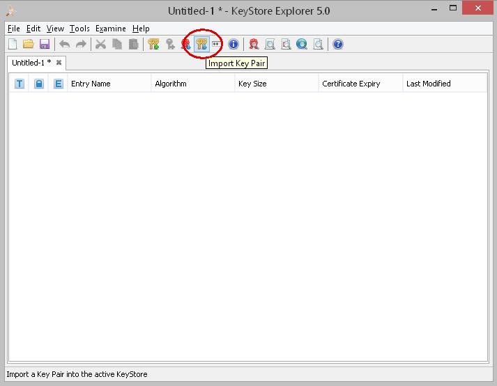 SSL: Import PFX certificate – Print Support Center